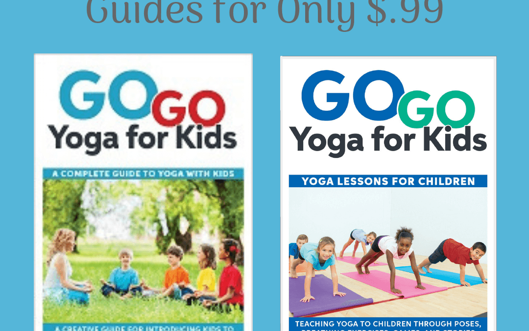 Kids Yoga Books Summer Sale