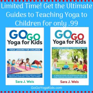 Go Go Yoga for Kids Sale