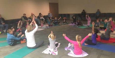 A well thought out and organized kids yoga lesson plan will also create more lasting memories and help with explaining yoga to a child.
