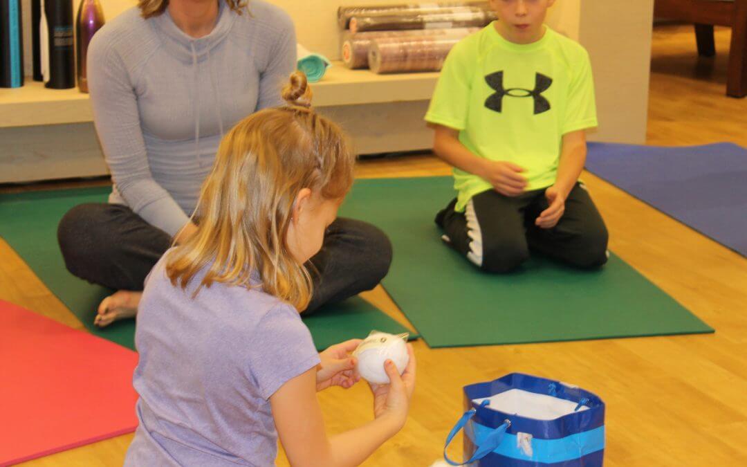 Snowga: Amazing Yoga Fun for Kids with Snowballs