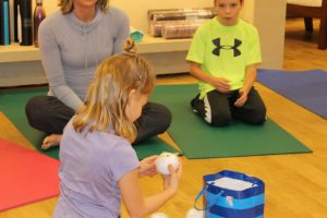 winter kids yoga lesson plan