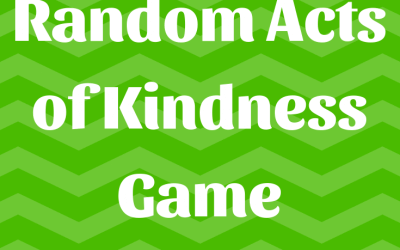 Free Random Acts of Kindness Game for Kids