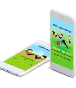 Kids Yoga Challenge App
