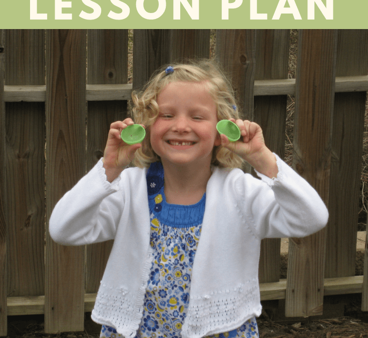 Easter Egg Yoga Spring Kids Lesson Plan