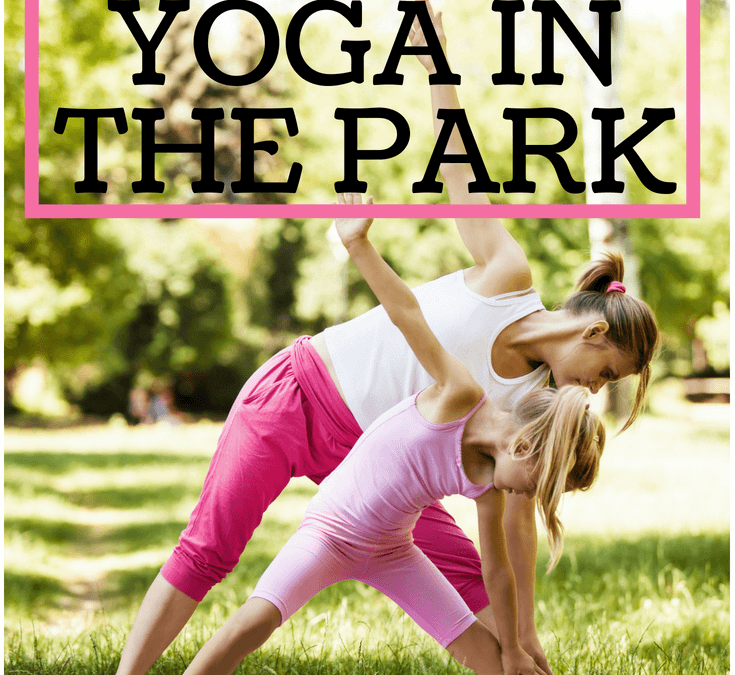 Kids Yoga in the Park
